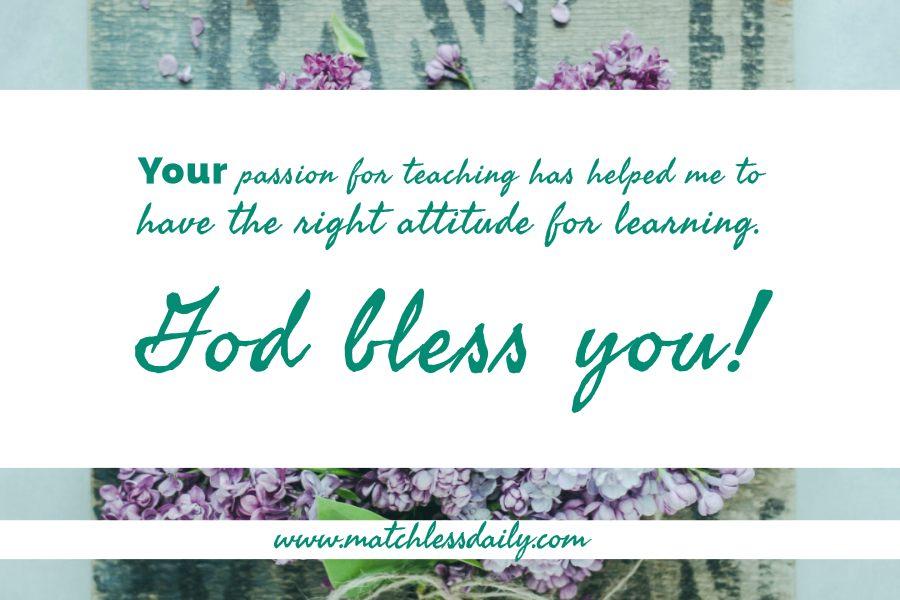 Encouragement for Teachers Quotes