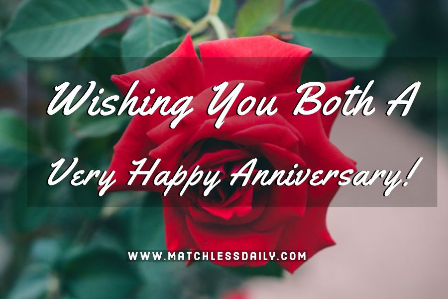 Happy Wedding Anniversary Brother and Sister in Law Quotes