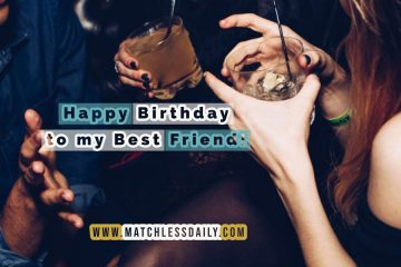 Happy Birthday Messages to my Best Friend