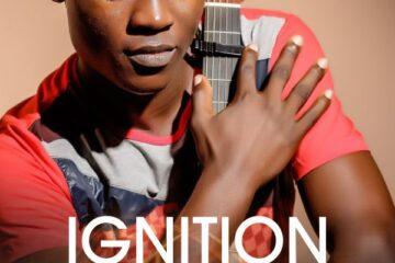 Bamidele Gospel Ignition Album Art Cover