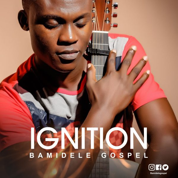 Bamidele Gospel Ignition Album Art Cover
