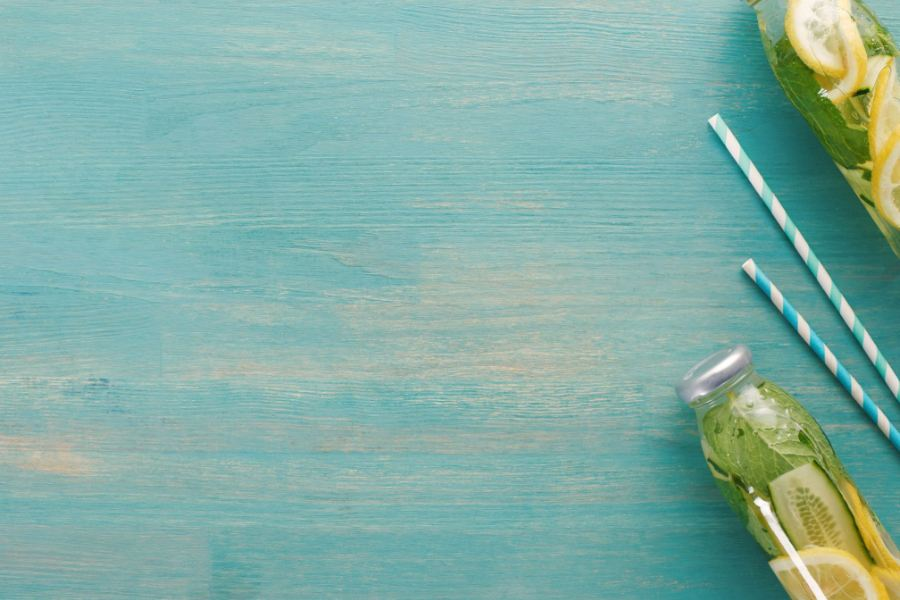 Lemon, Ginger, and Cucumber Water Benefits