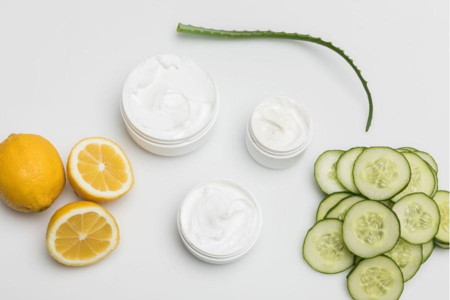 Lemon and Cucumber Water Benefits For Skin