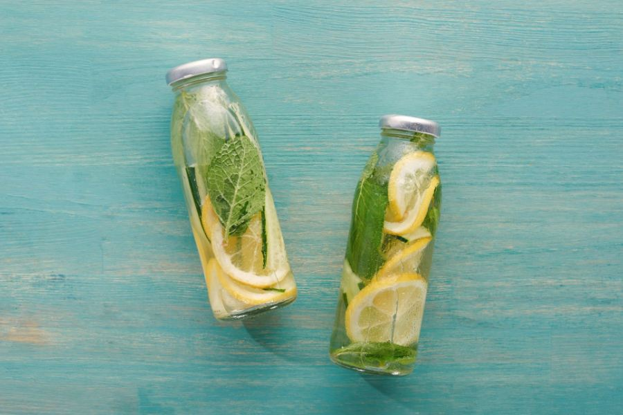 Benefits of Drinking Lemon and Cucumber Water Everyday